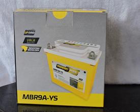 Bateria de Moto - 1