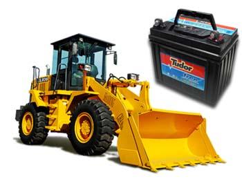 Bateria de Trator - 2