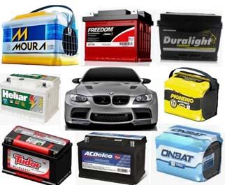Baterias Automotivas - 1